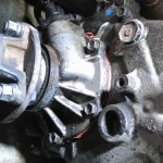 transfer case has been rebuilt