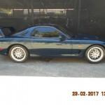 1995 mazda rx7. sp