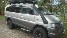 4x4 Campervan Pre-purchase Inspection