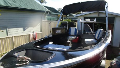 Pre-purchase Boat Inspection