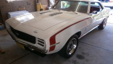 American Muscle Car pre-purchase Inspection