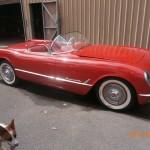 Corvette Pre-purchase Inspection