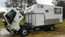 Mobile Truck Inspection