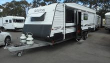Caravan Pre-purchase Inspection NSW