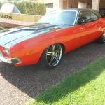 muscle car inspection