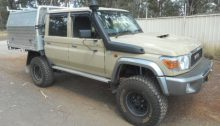 4x4 pre-purchase inspection nsw