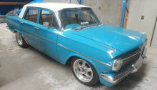 Old Holden Pre-purchase Inspection nsw