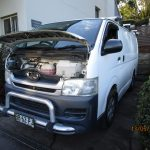 Campervan Pre-purchase Inspection
