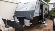 caravan onsite inspection NSW