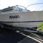 Boat Motor Trailer Prepurchase Report
