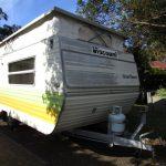 mobile caravan inspection