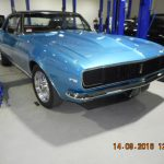 Camaro Pre-purchase Inspection NSW