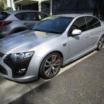 australian muscle car inspection